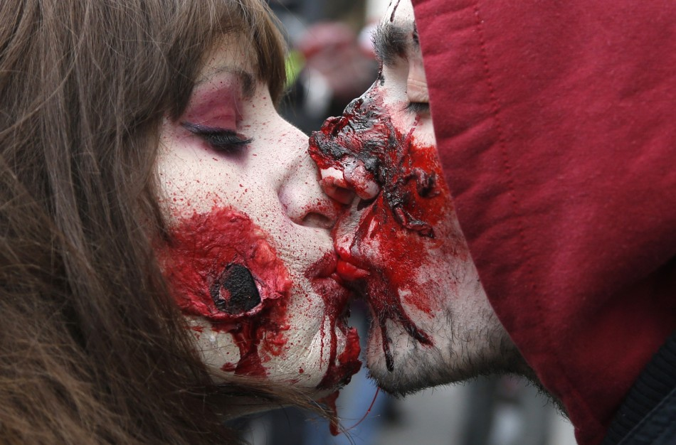Zombie for him and her – the fragrance for the undead who are worried about their personal hygiene