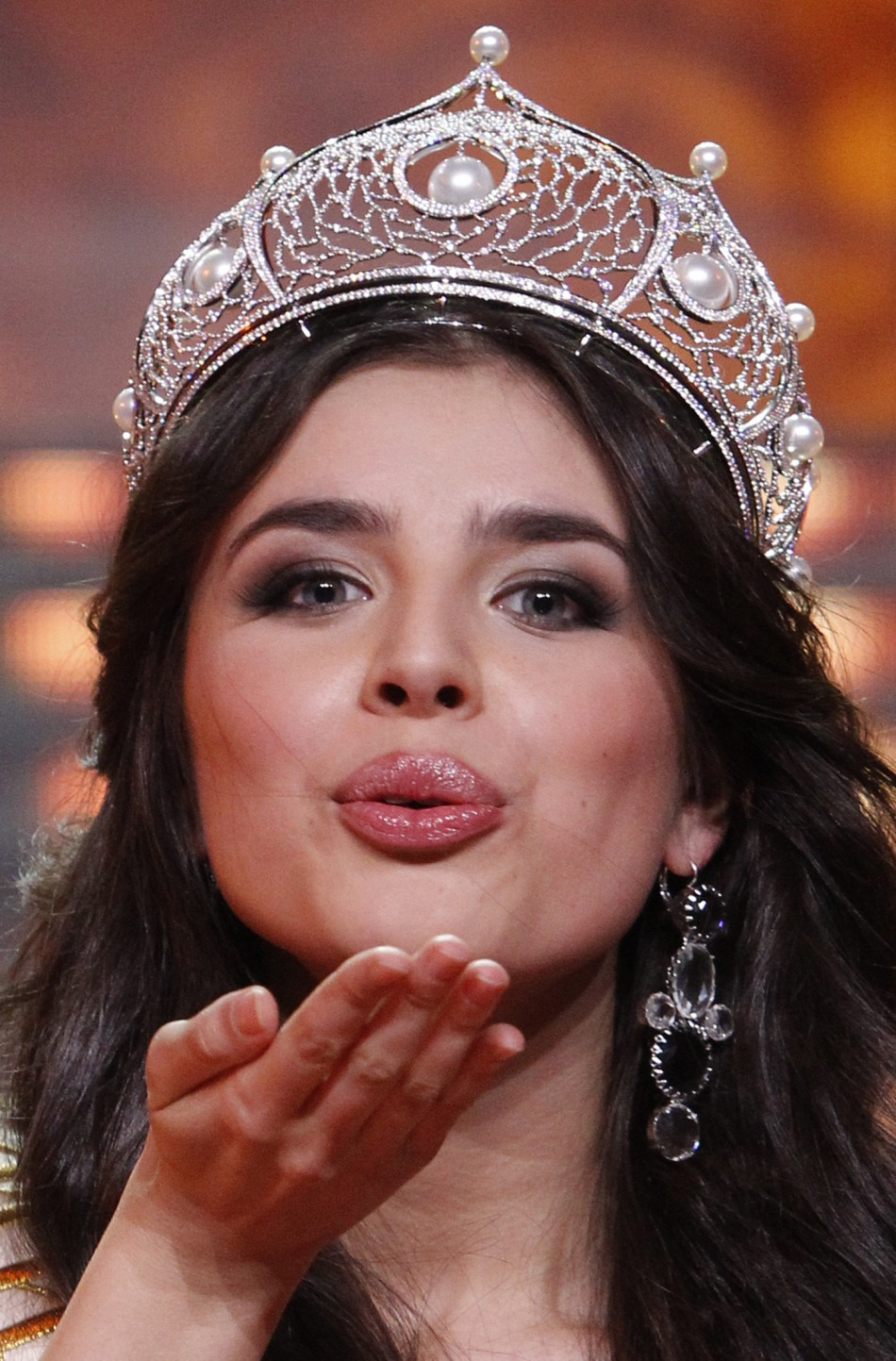 Miss Russia 2013 Elmira Abdrazakova