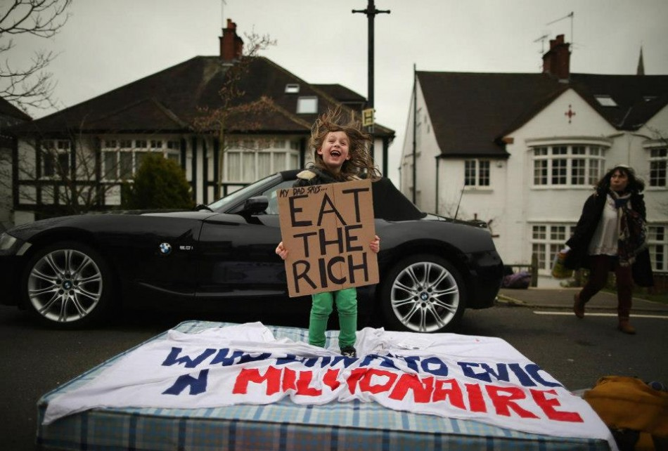 Protesters picketed Cabinet minister's home over welfare reform