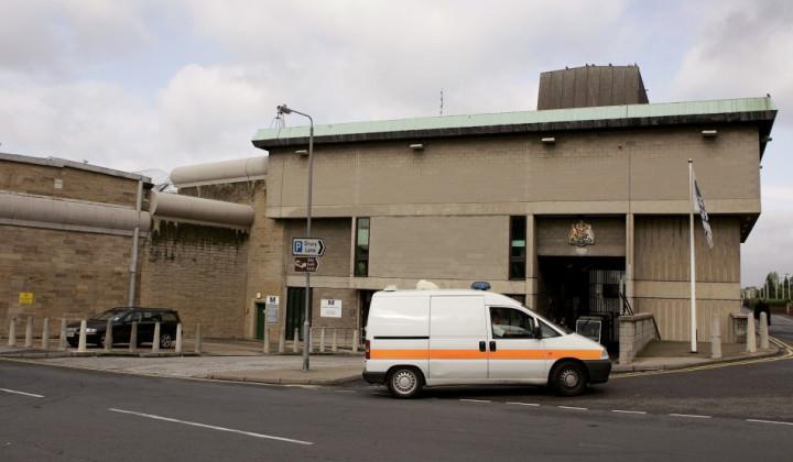 Tough: Wakefield Prison