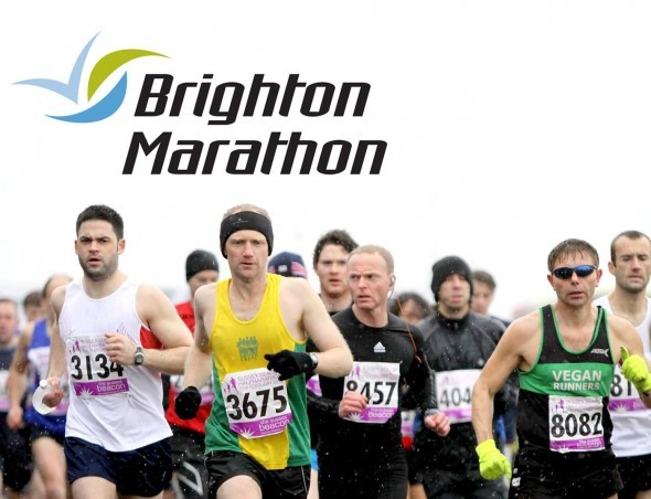 Brighton Marathon is hugely popular
