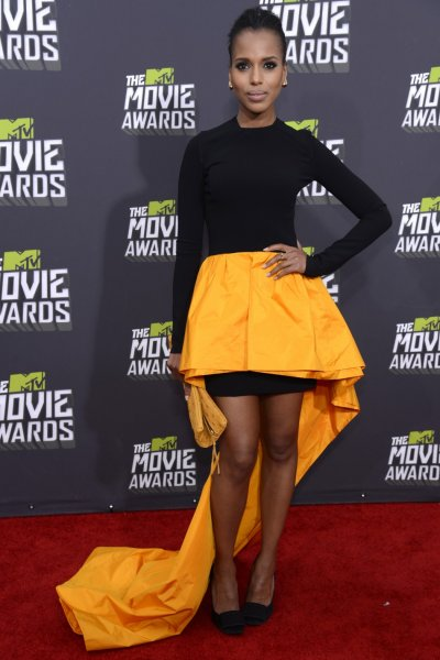 Actress Kerry Washington