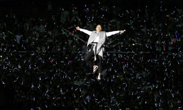 Gangnam Style Star Psy