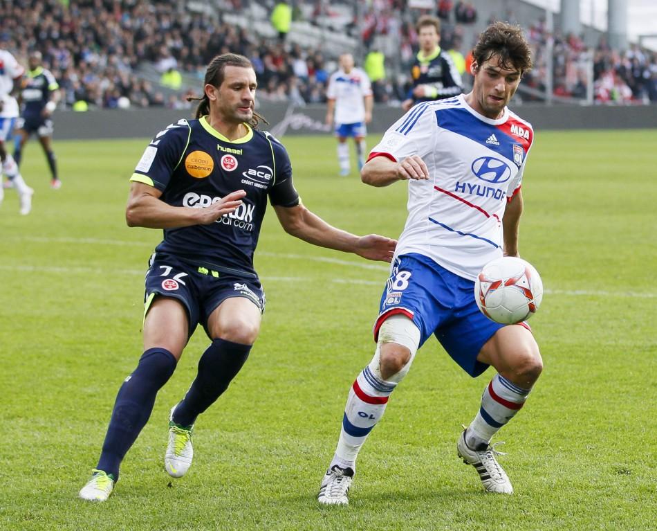 Yoann Gourcuff (R)