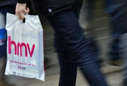 Hilco cutting 400 HMV jobs