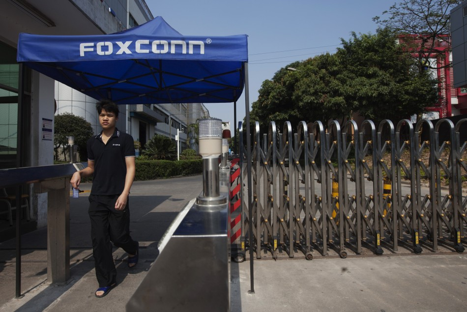 Increased Hiring at Foxconn Signals new iPhone