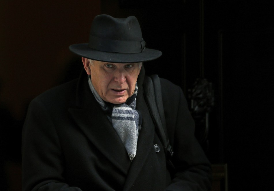 In the dark? Vince Cable's pop smarts in question