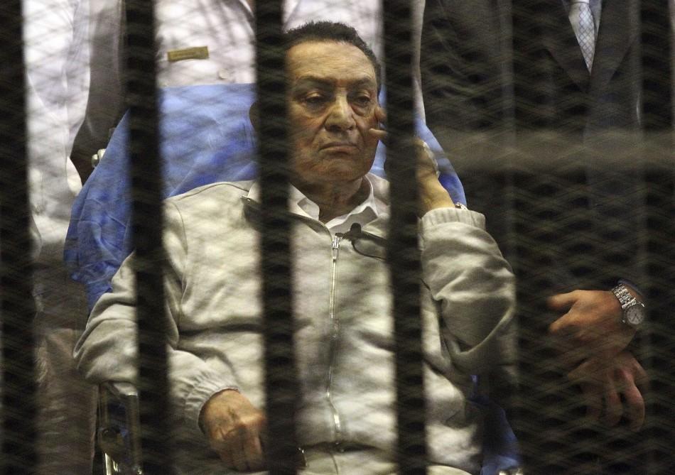 Hosni Mubarak trial