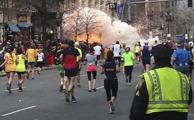 Boston Marathon blasts