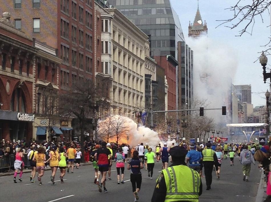 Boston Marathon Blasts