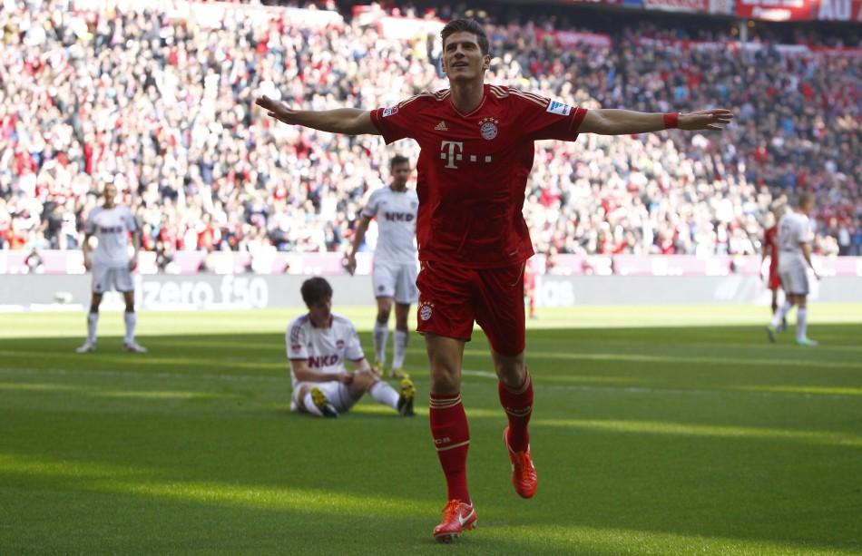 Mario Gomez