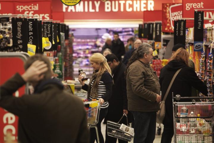 UK supermarket