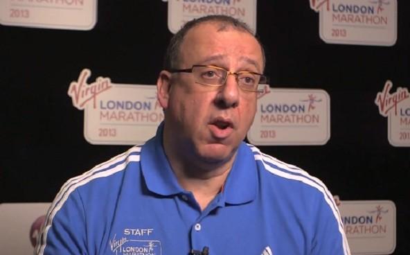 Nick Bitel, Londno Marathon Chief Executive
