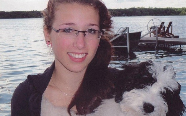 Rehtaeh Parsons killed herself allegedly being been raped and bullied (Facebook)