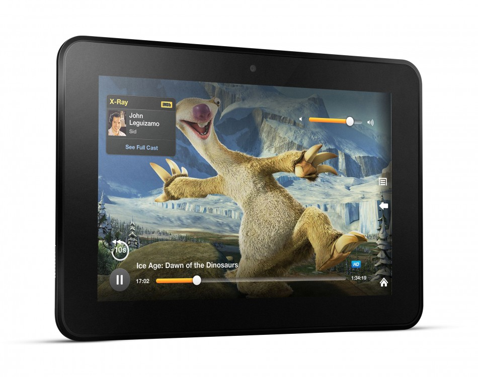 Kindle Fire HD 8.9 Review