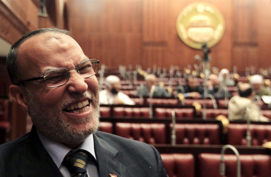 Essam El-Erian, who is in charge of the Political Bureau of the Muslim Brotherhood