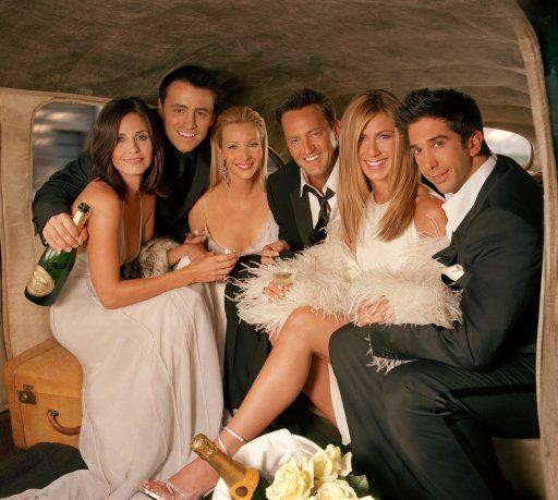 Friends 2014 Reunion a Hoax, Fan-made Poster Goes Viral Again