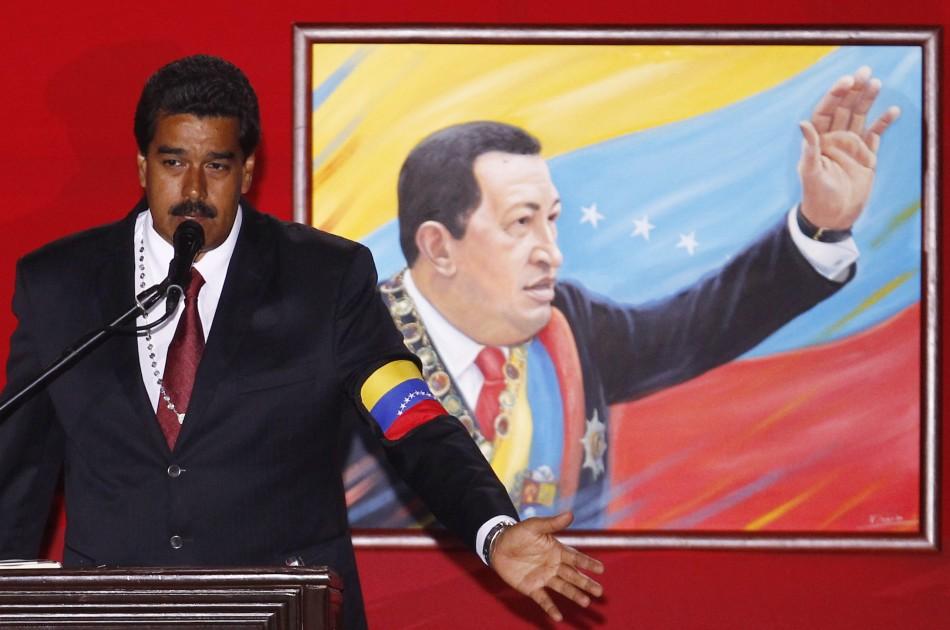 Chavez's heir