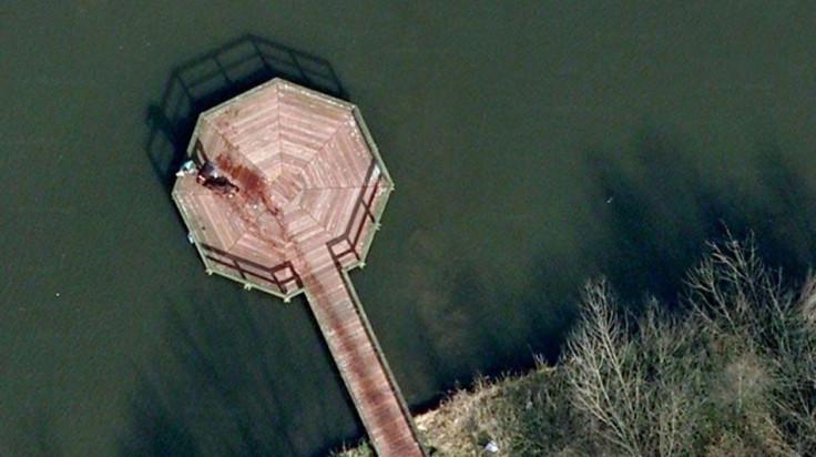 Google Map Murder Scene