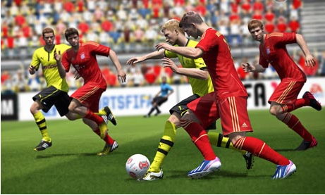 FIFA 14 new features announced