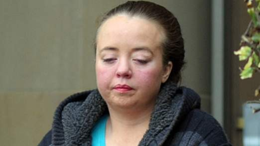 Kimberly Hainey was given a life sentence for murdering her son Declan