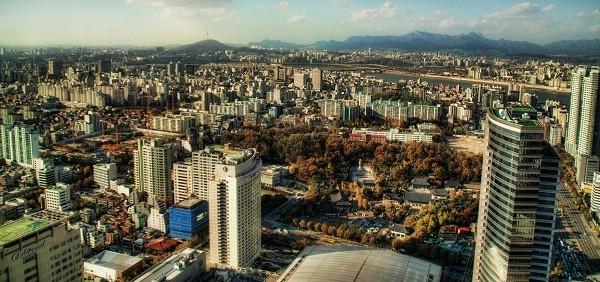 Seoul - the capital of South Korea
