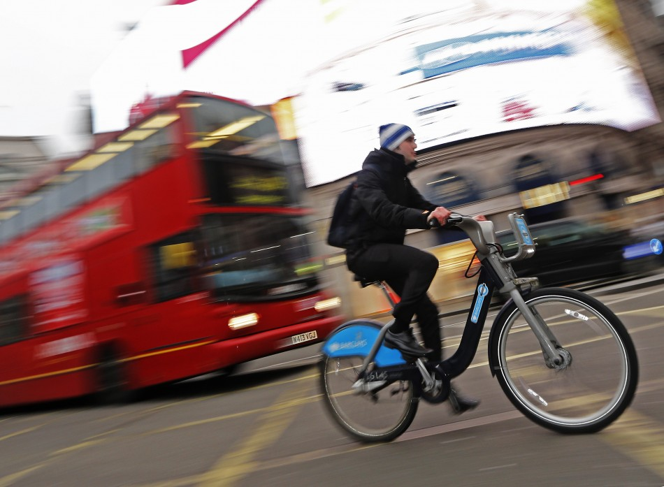 TfL Launches World First Cyclist Alert for HGV Drivers