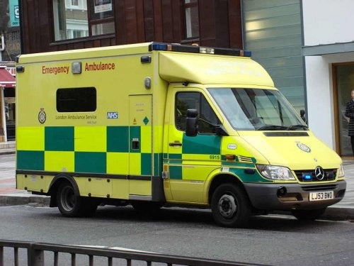 All in a Day's Work, Cancer Patient Saves Life of Ambulance Driver