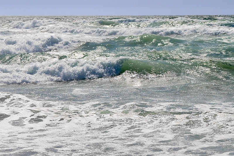 Climate Change Affecting Height Intensity of Global Ocean's Waves