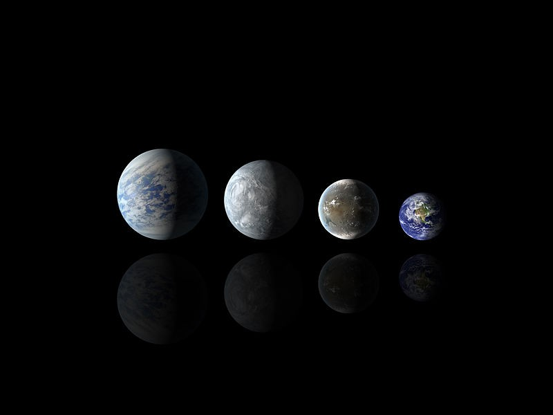 Earth-like Planets