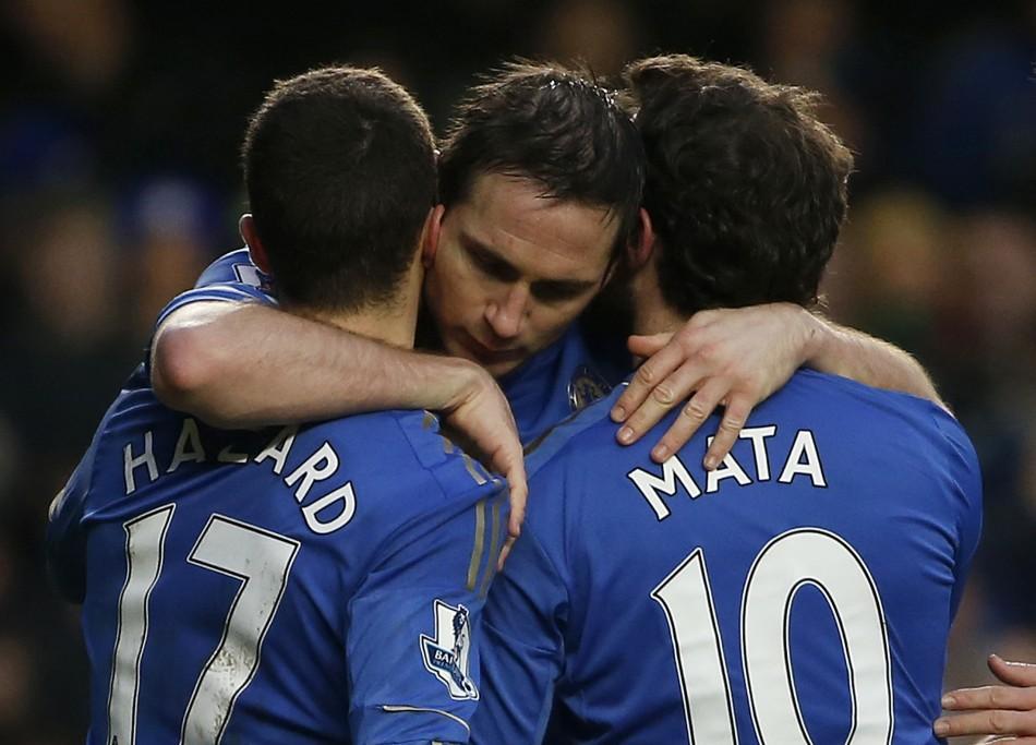 Hazard and Mata