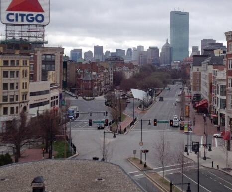 Kenmore Square, Boston