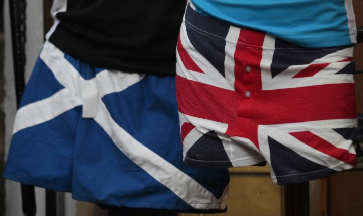 Campaigning well underway in Scottish devolution referendum