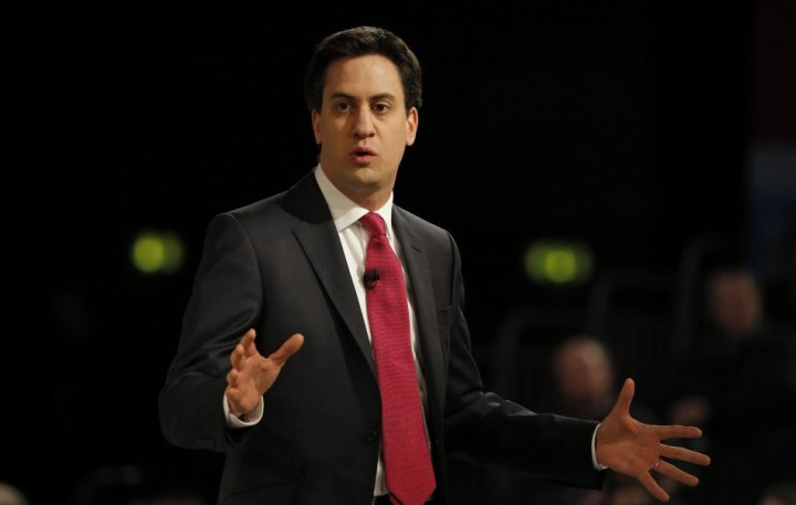 Ed Miliband targeted by SNP on Scotland visit