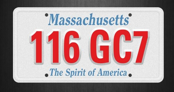 Boston Police seeking MA Plate: 116-GC7, '99 Honda Sedan, Color - Green. Possible suspect car.