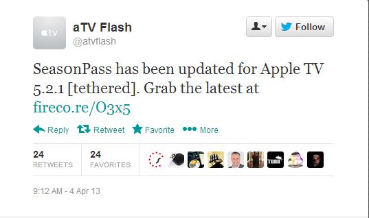 How to Jailbreak Apple TV 2 on iOS 6.1.3 (Apple TV 5.2.1) Using Seas0nPass [Tutorial]