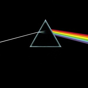 Storm Thorgerson's Dark Side of the Moon cover, 1973.