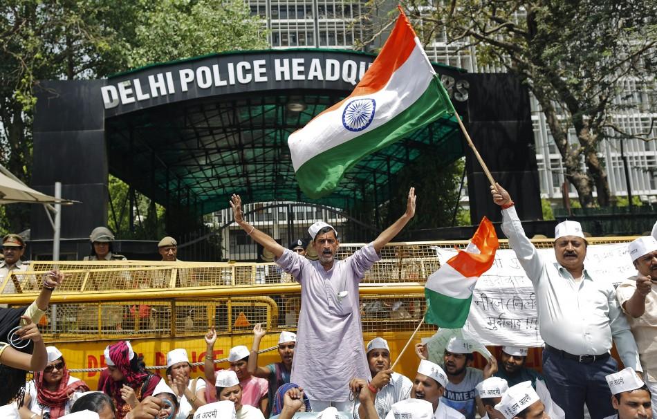 Delhi Rape: Teenage girl raped by eight men