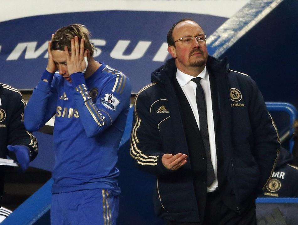 Fernando Torres and Rafa Benitez return to Anfield