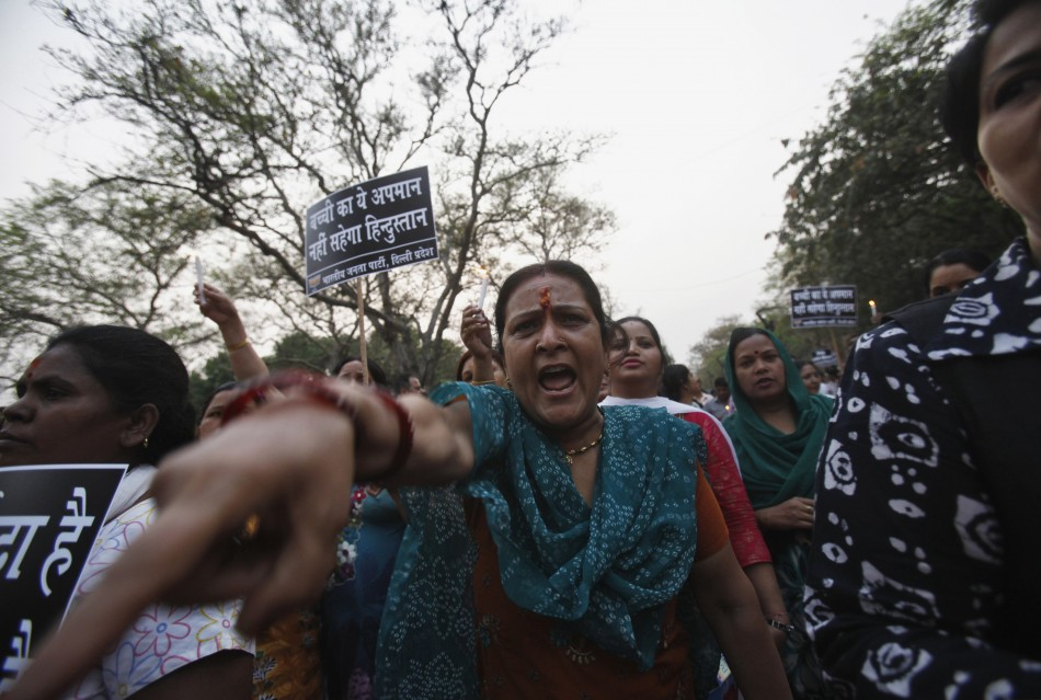 Delhi Anti-Rape Protestors