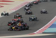Formula 1 2013 Bahrain Grand Prix