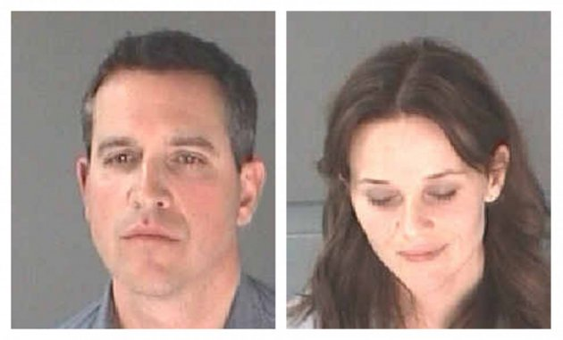 Jim Toth and Reese Witherspoon [Mugshot]