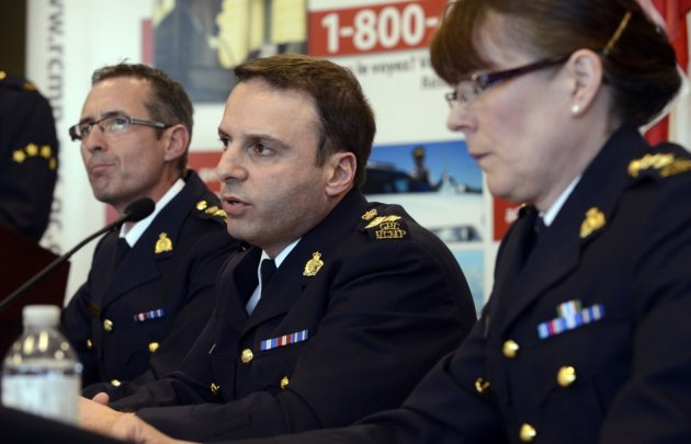 Canada train attack plot