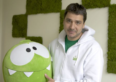 Cut the Rope Zeptolab CEO Misha Lyalin