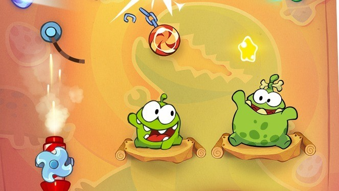 Cut the Rope Time Travel