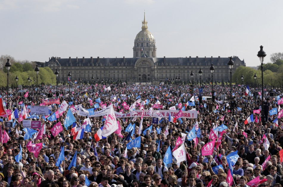Gay marriage france