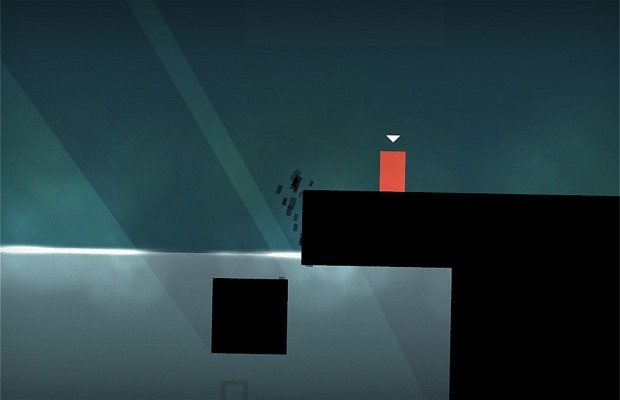 Thomas Was Alone PS3 PS Vita Review