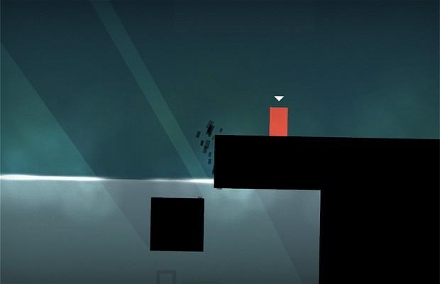 Thomas Was Alone PS3 PS Vita Review