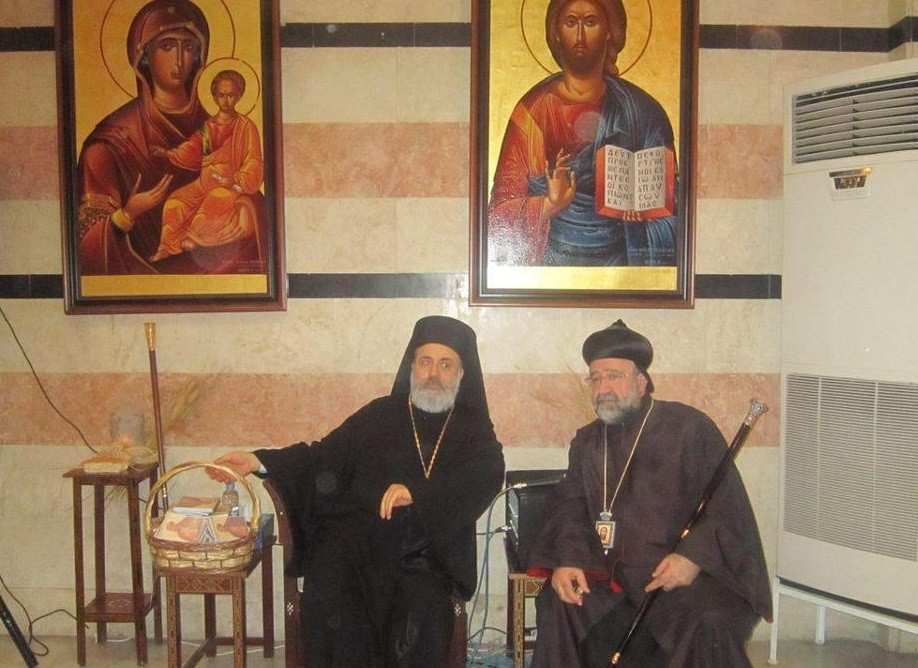 Syria bishop