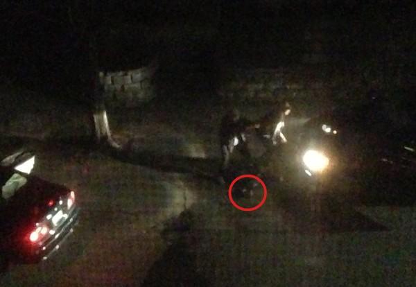 Boston Bombing Tsarnaev shootout with police